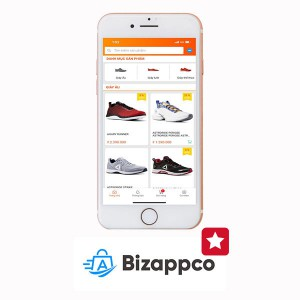 App bán hàng IOS - Android Pro 2
