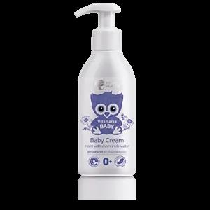 Kem xoa dành cho trẻ em với nước hoa Cúc La mã Vitamama Baby Baby Cream made with chamomile water